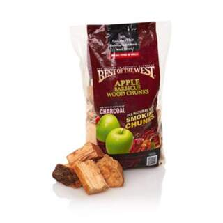 Best of The West Apple Wood Chunks - 2.7Kgs