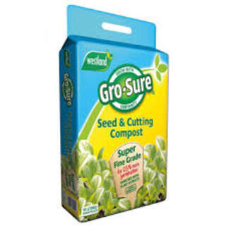 Gro-Sure Seed & Cutting Compost Pouch