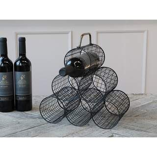 Wine Rack w. handle