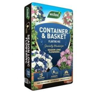 Container & Basket planting mix