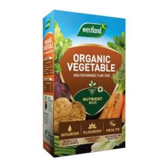 Organic Potato & Vegetable Feed