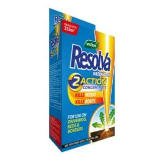 Resolva Weedkiller 2 Action Concentrate 250ml