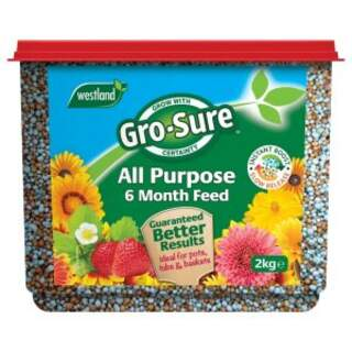 Gro-Sure 6 Month Slow Release Plant Food 2kg