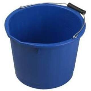 Blue bucket 14ltr