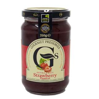 Gourmet Preserves - Strawberry Jam