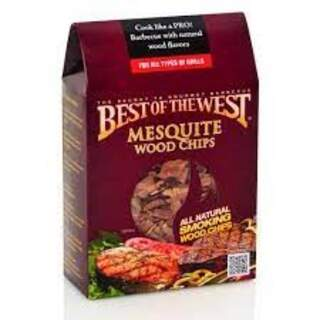 Mesquite Smoking Chips 2.4 Litre