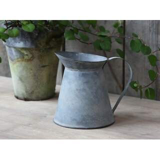 French jug for deco Colour: Antique zinc