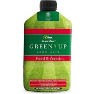 GREEN UP FEED & WEED 1 Ltr