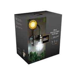 solar elton walll light